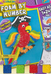 Foam by Number Kits