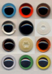 Safety Animal Eyes Plastic Washers