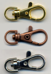 Swivel clips