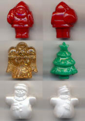 Christmas Shapes pack