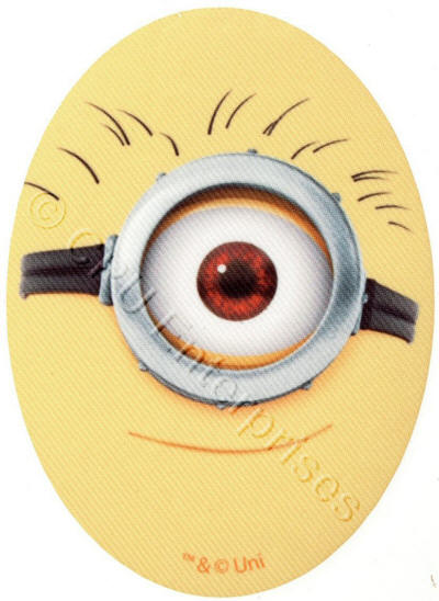 Minion 1 Patch