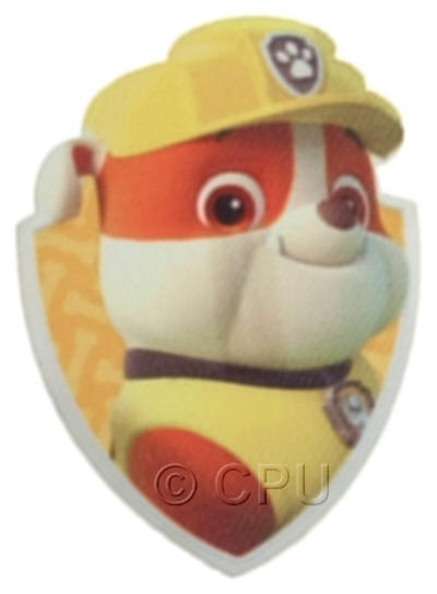 Paw Patrol Rubble Shield