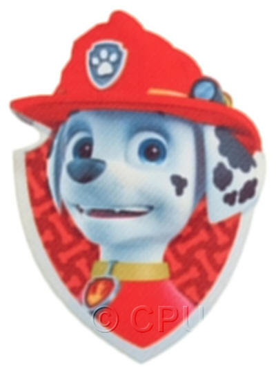Paw Patrol Marshall Shield