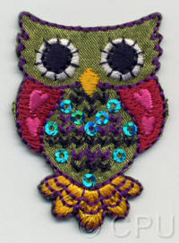 Sequined Owl