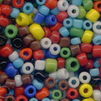 Mixed Rocailles Beads